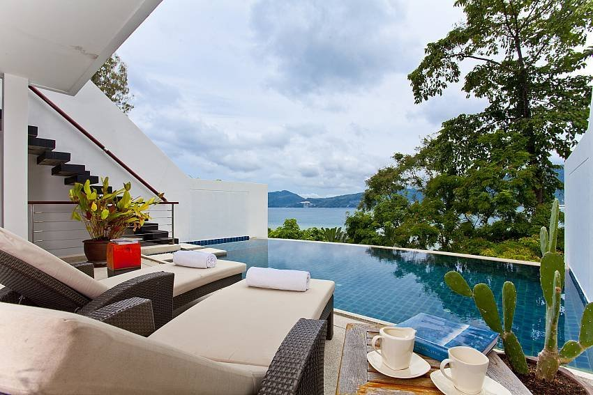 Owners abroad Seductive Sunset Villa Patong A6 | 3 Bed Ocean View House in Phuk