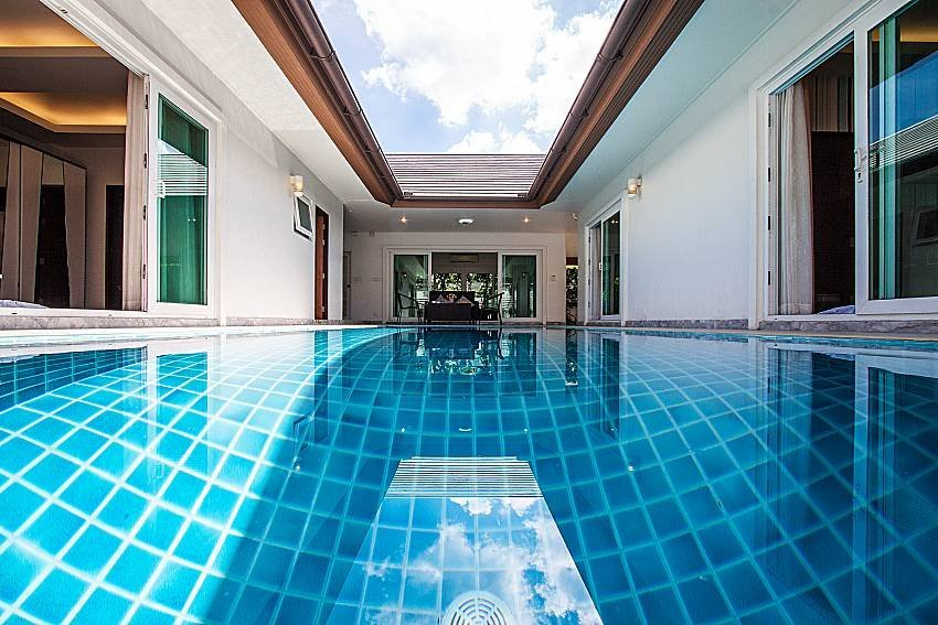 Kancha Villa | Luxus 3 Bed Pool Villa in Banglamung Pattaya