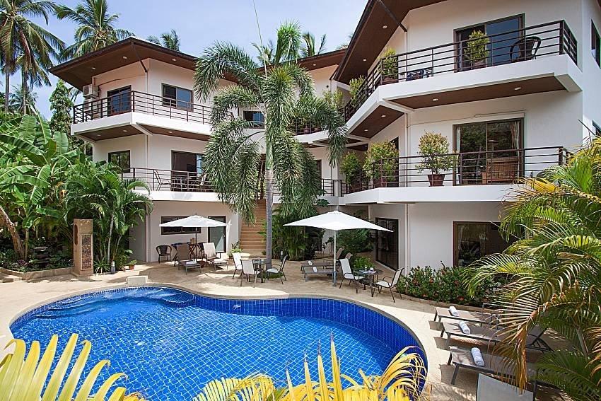 Apartment in Thailand, Koh Samui