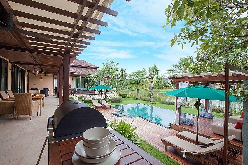 Villa Qualitas | Exclusive 3 Bed Waterfront Retreat Hua Hin