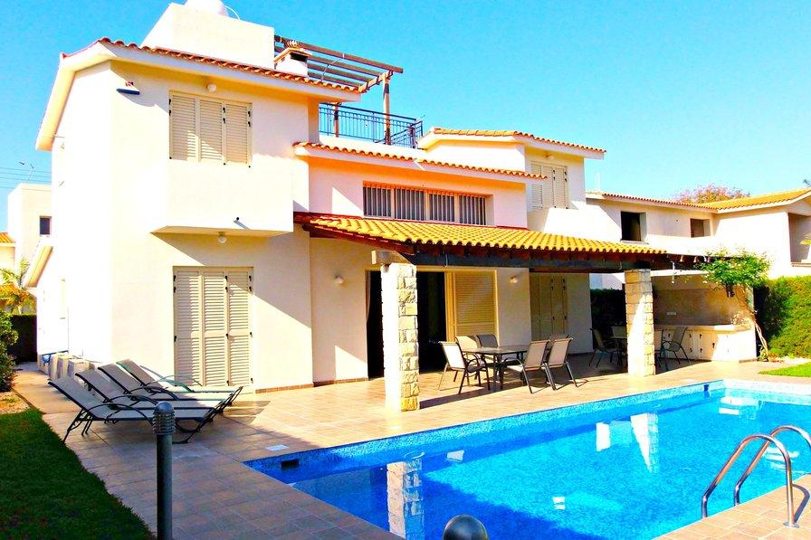Villa in Cyprus, St Nicolas