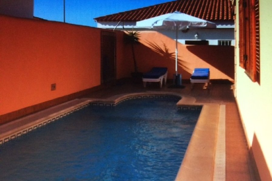 2 bed Villa in Callao Salvaje with private pool and wifi