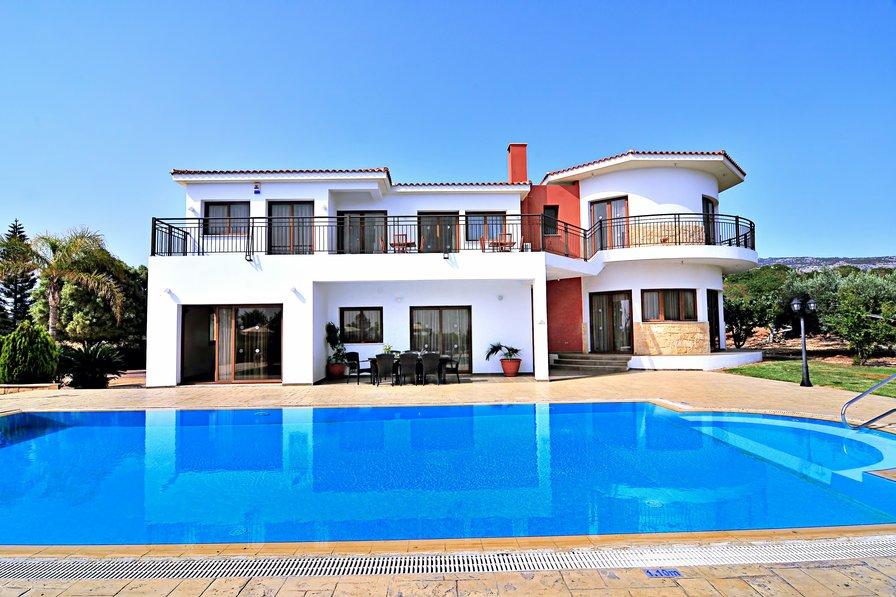 Villa in Cyprus, Seacaves