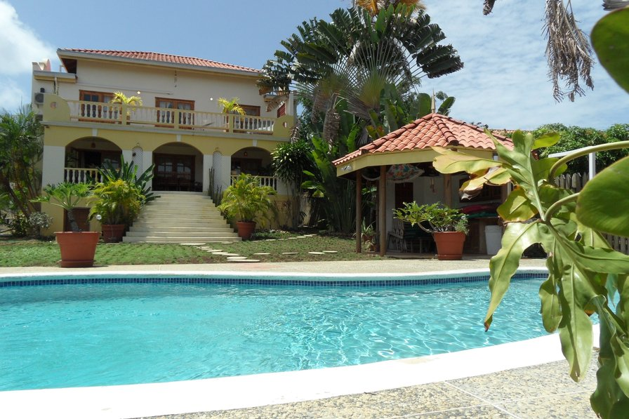 Villa in Trinidad and Tobago, Buccoo