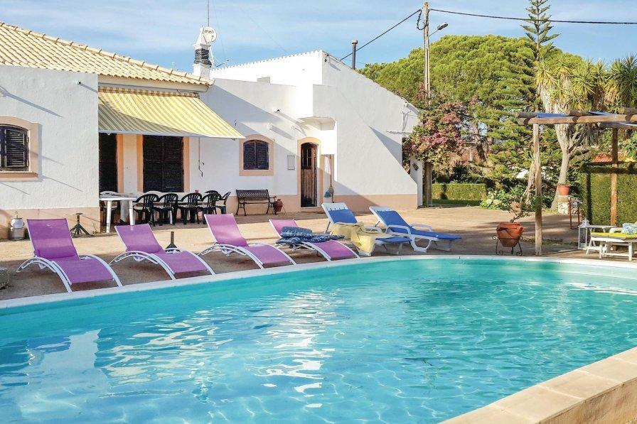 Montes Castelhanos villa to rent
