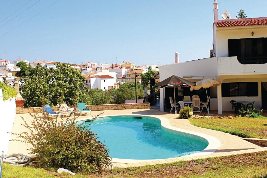 Holiday villa in Monte Francisco with private pool