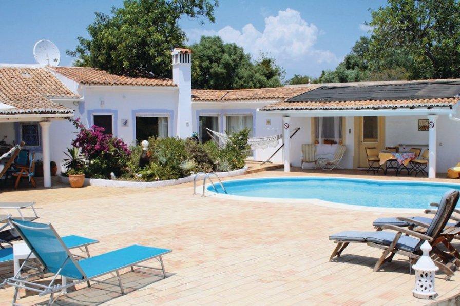 Holiday villa in the Algarve