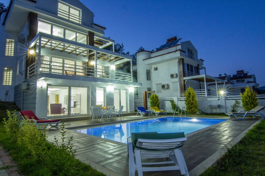 Villa To Rent In Fethiye Turkey With Private Pool 189787
