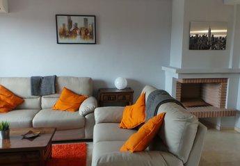 Apartment in Spain, Club de Golf La Finca: living room