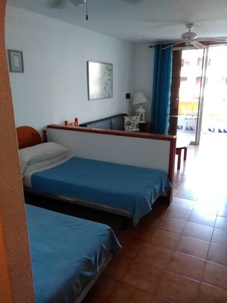 Studio apartment in Spain, Playa de las Américas