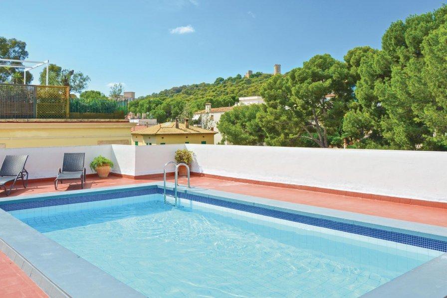 Apartment in Spain, Son Armadams