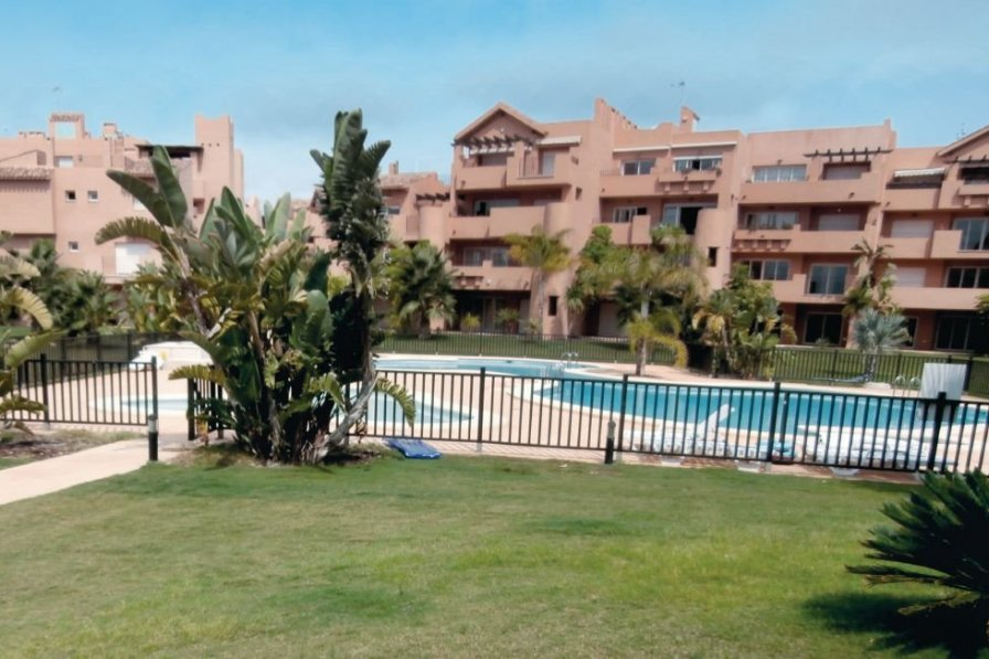 Apartment in Spain, Mar Menor Golf Resort: OLYMPUS DIGITAL CAMERA