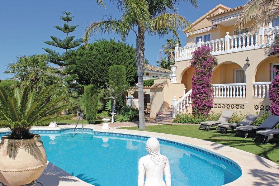Villa in Spain, Benalmádena Pueblo