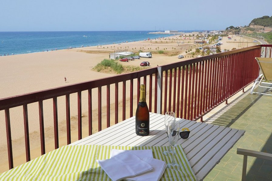 Apartment in Spain, Canet de Mar