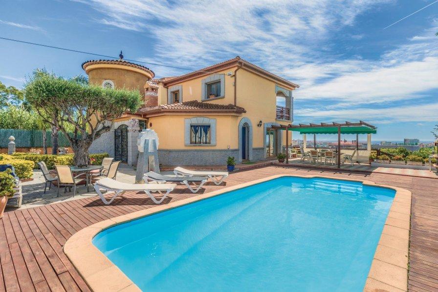 Villa in Spain, Pineda de Mar