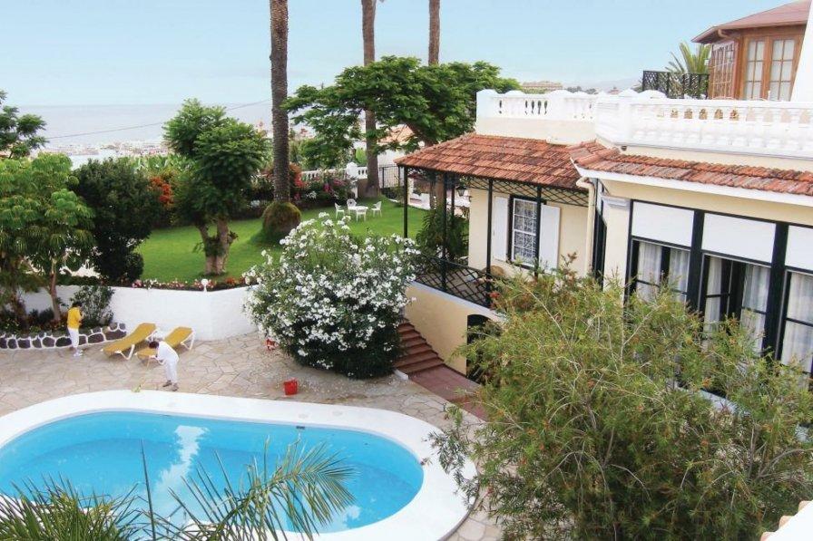 Apartment in Spain, Puerto de la Cruz: OLYMPUS DIGITAL CAMERA