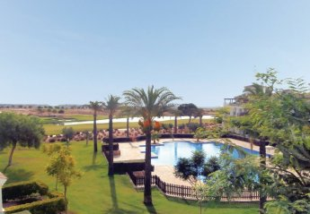 2 bedroom Apartment for rent in Hacienda Riquelme Golf Resort