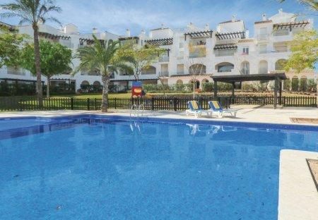 Apartment in La Torre Golf Resort, Spain