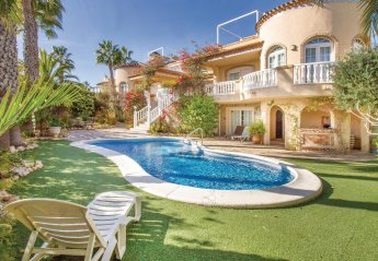 6 bedroom Villa for rent in Villamartin