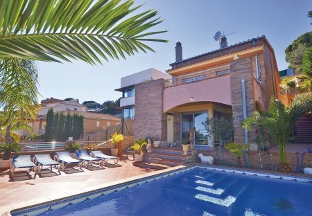 Villa in Calella, Spain