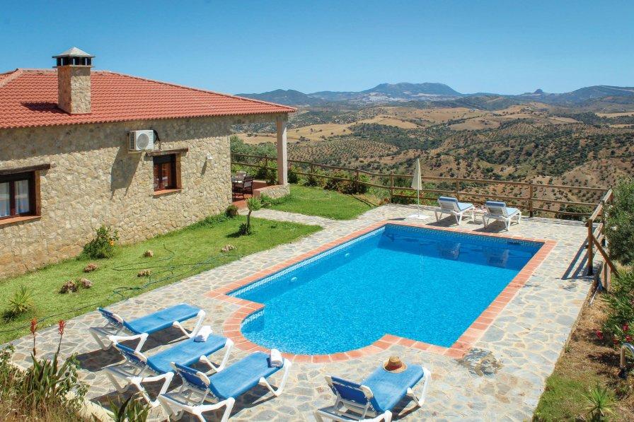 Villa in Spain, El Gastor