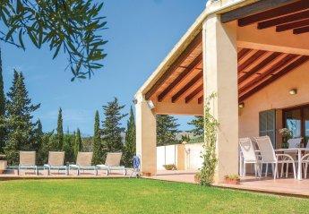 3 bedroom Villa for rent in Capdepera