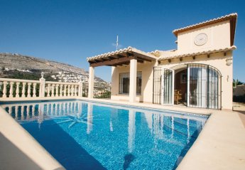 4 bedroom Villa for rent in Moraira