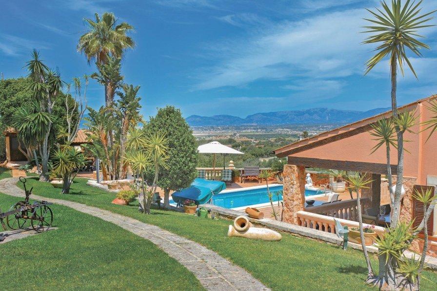 Villa in Spain, S'Aranjassa