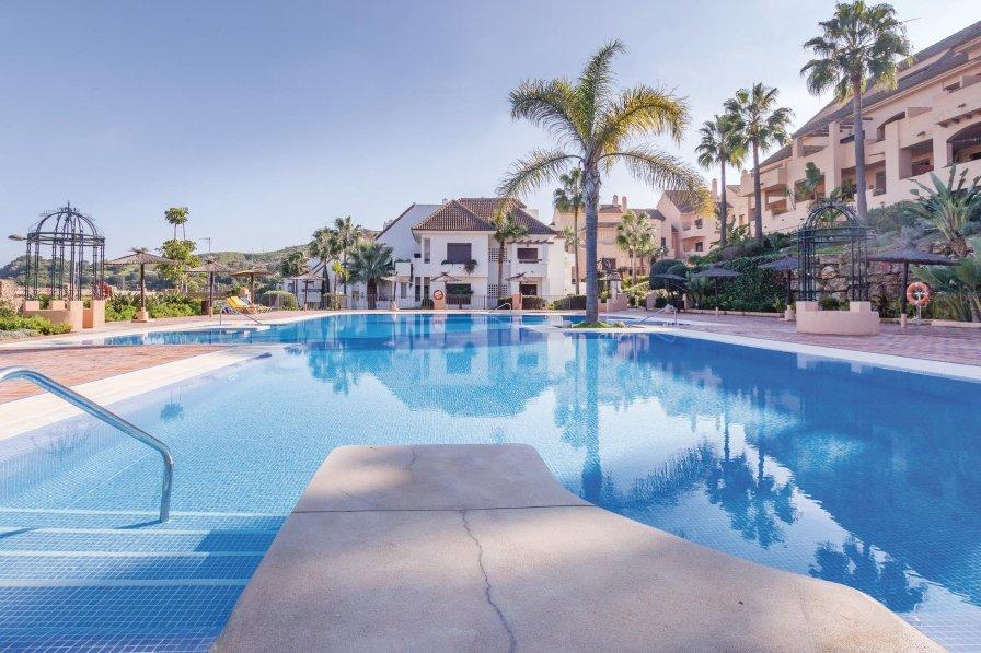 Apartment in Spain, La Duquesa Golf & Country Club