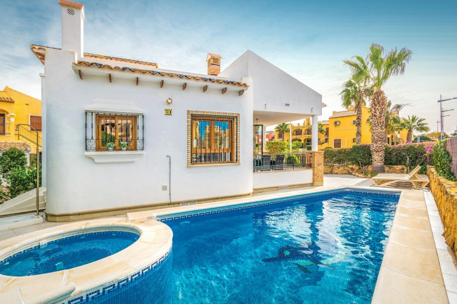 Villa in Spain, Club de Golf La Finca