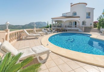 Villa in Spain, Muntanya de la Sella