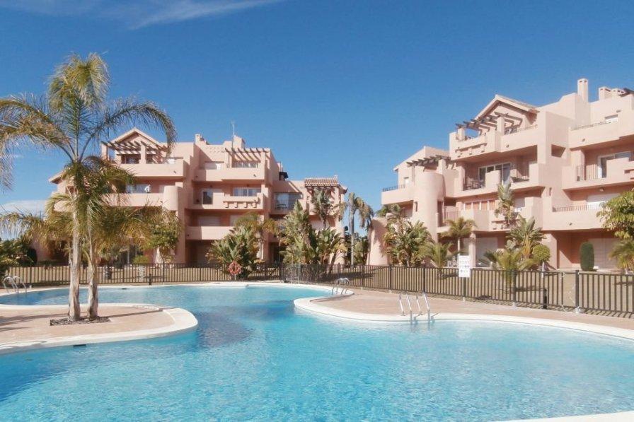 Apartment in Spain, Mar Menor Golf Resort: OLYMPUS DIGITAL CAMERA