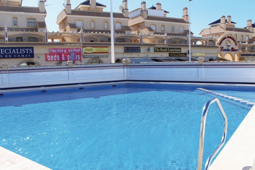 Holiday apartment in La Zenia with shared pool