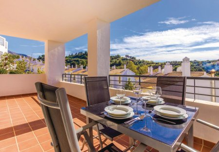 Apartment in Alhaurin Golf, Spain