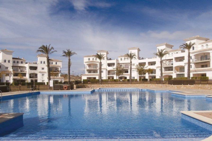 Apartment in Spain, Hacienda Riquelme Golf Resort: OLYMPUS DIGITAL CAMERA