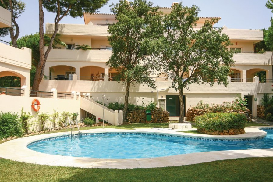 Owners abroad Holiday apartment in Urbanización Artola Alta with shared pool
