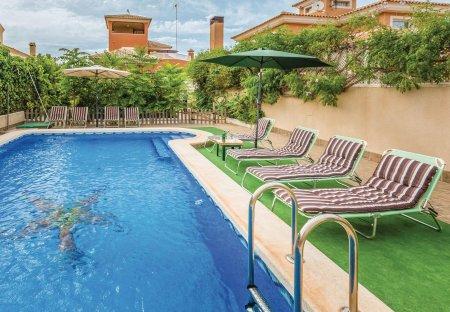 Villa in Playa Honda (La Manga), Spain