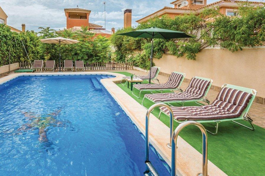 Villa in Spain, Playa Honda (La Manga)
