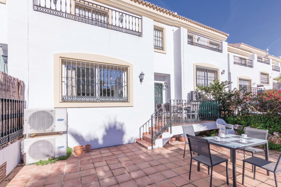 Villa in Spain, Alhaurin Golf