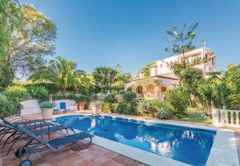5 bedroom Villa for rent in Sitio de Calahonda