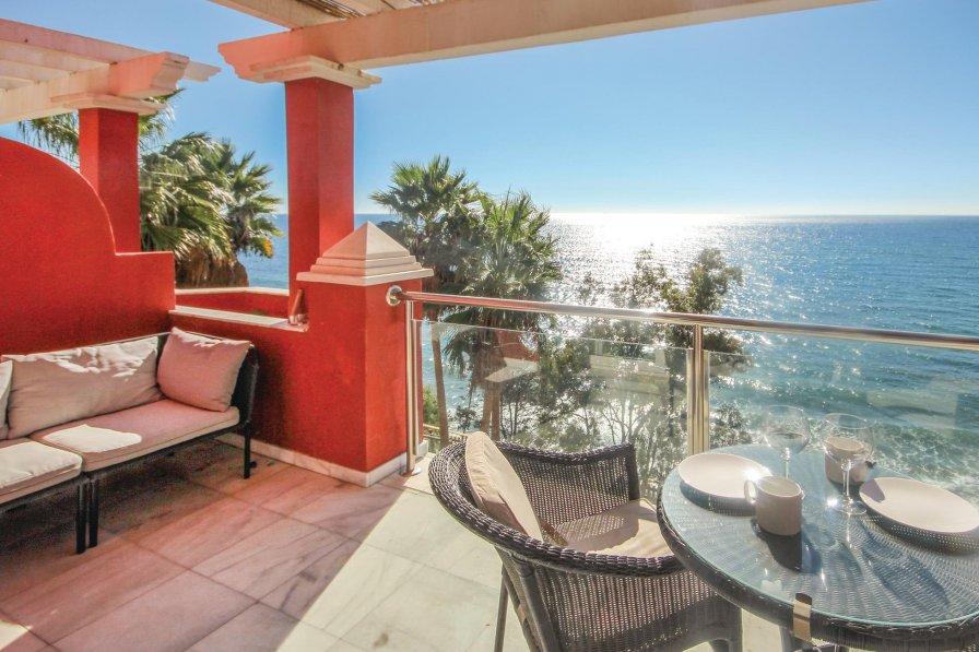 Apartment in Spain, Alcazaba Beach