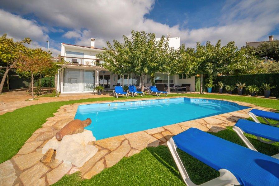 Villa in Spain, Malgrat de Mar