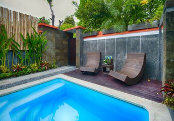 2 bedroom Villa for rent in Seminyak