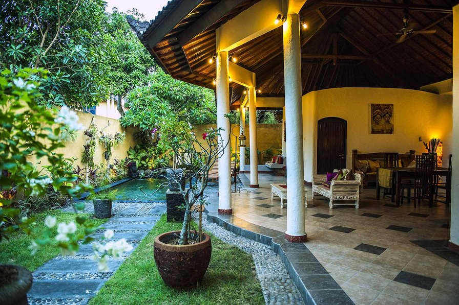"2-BEDROOM-LUXURY-VILLA ""Alina"" IN-CENTER-SEMINYAK"