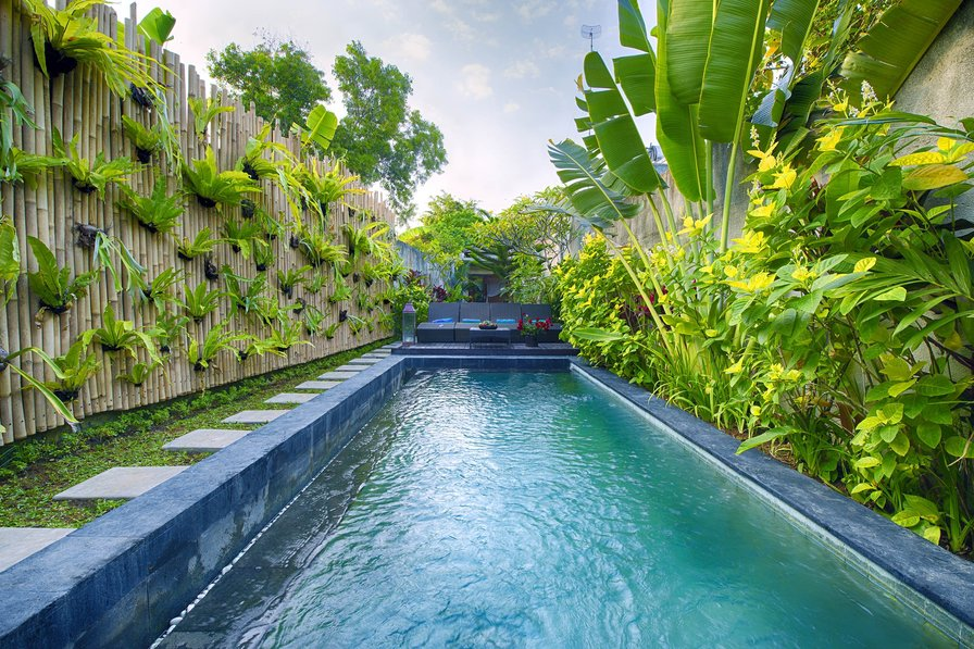 "4-BEDROOM-LUX-VILLA ""Hidden King Garden"" SEMINYAK"