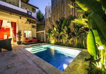 2 bedroom Villa for rent in Seminyak