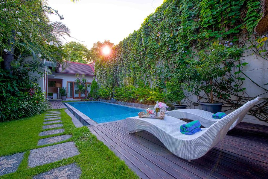 Enjoy in Private 2BR-VILLA-IN-CENTER-OF-SEMINYAK!