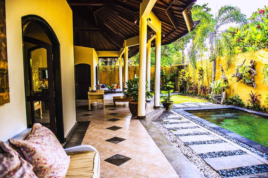 "2-BEDROOM-LUXURY-VILLA ""Paradise"" CENTER-SEMINYAK"