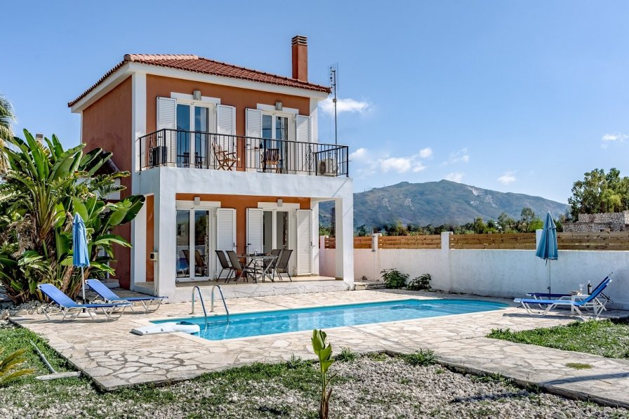 Owners abroad Villa Christine with private swimming pool