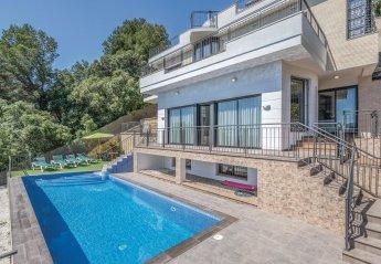 Villa in Spain, Santa Susanna